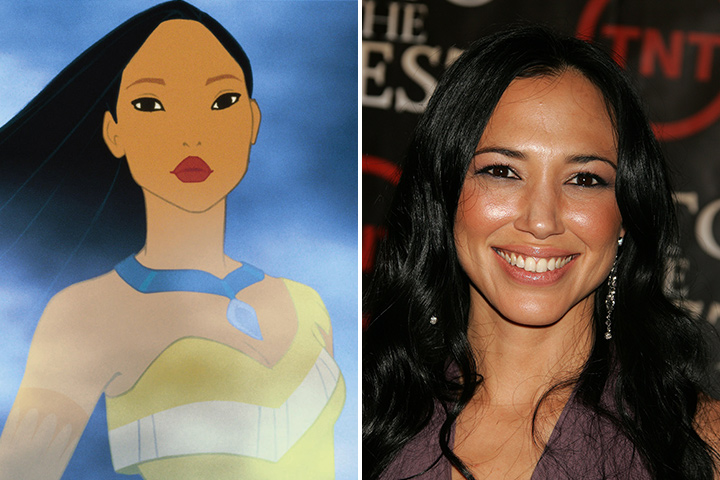 13 Disney Princesses — and the Actresses Who Voiced Them | TIME.com