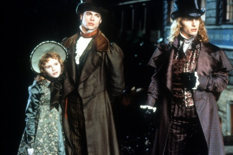 Brad Pitt And Tom Cruise In 'Interview With The Vampire: The Vampire Chronicles'