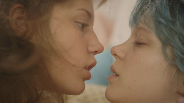 Adèle Exarchopoulos in Blue Is the Warmest Color
