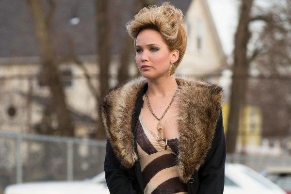 Jennifer Lawrence in American Hustle