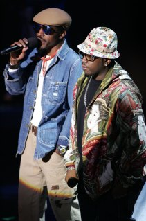 OutKast onstage