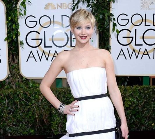 "NBC's ""71st Annual Golden Globe Awards"" - Arrivals"