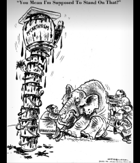 Herblock McCarthyism Cartoon
