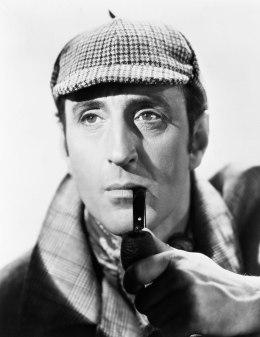 Basil Rathbone - The Adventures of Sherlock Holmes