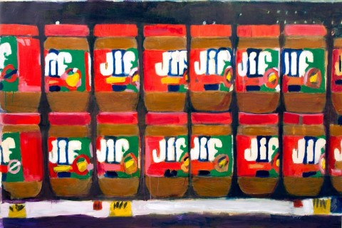 Jif by Brendan O'Connell