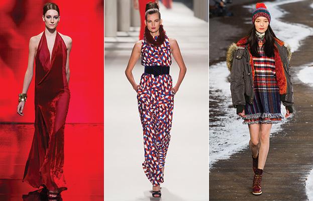 New York Fashion Week 2014 Ready To Wear From Donna Karan Tommy Hilfiger Time Com