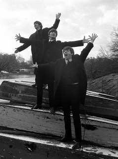 Beatles in Central Park