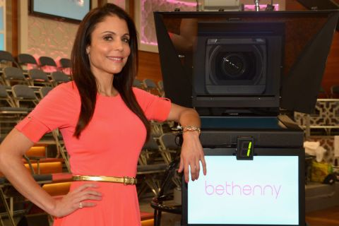 Bethenny Frankel 'Relieved' Talk Show Got Canceled
