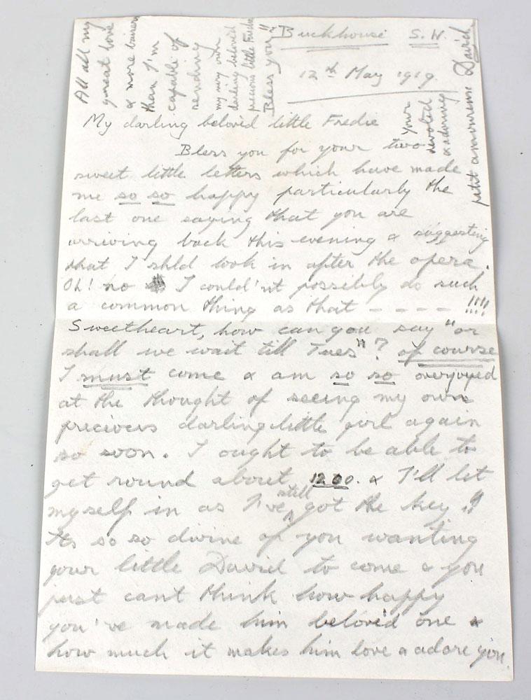Edward VIII Letter