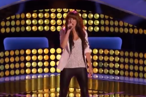sarah grimmie the voice