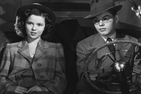 Shirley Temple in 'Miss Annie Rooney'