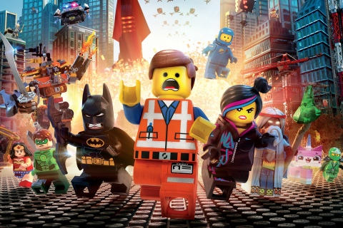 Lego Movie Handout Still