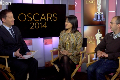Time and People Discuss Oscar Hosts