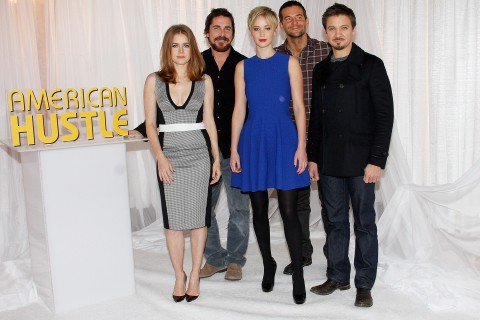 """American Hustle"" Cast Photo Call"