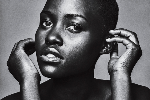Lupita Nyong'o wins Best Supporting Actress for 12 Years a Slave